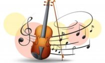 violin-with-music-notes-in-background_1308-3505